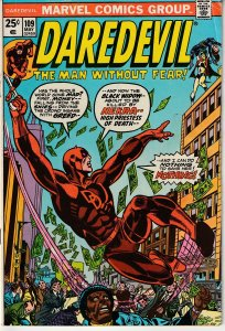 Daredevil(vol. 1) # 109 The Living Demon called Nekra !