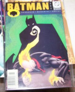 Batman #602  2002  DC COMICS ed brubaker  Nicodemus DARK KNIGHT