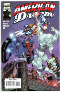 American Dream #2 (Marvel, 2008) VF