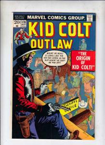 Kid Colt Outlaw #170 (May-73) FN/VF Mid-High-Grade Kid Colt