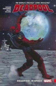 Deadpool (5th Series) TPB #9 VF/NM; Marvel | save on shipping - details inside