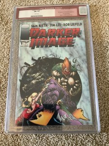 Darker Image #1 CGC 9.4 -Image-First Appearance of Bloodwulf & Deathblow