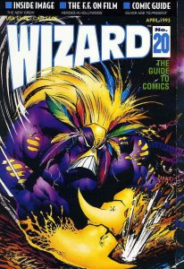 Wizard: The Comics Magazine #20 VF; Wizard | save on shipping - details inside