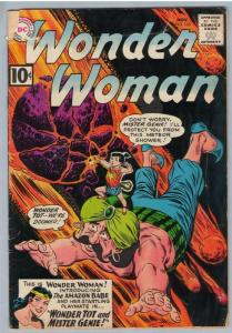 Wonder Woman 126 Nov 1961 GD-VG (3.0)
