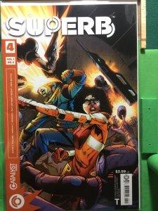 Superb #4 cover A