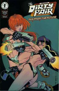 Dirty Pair, The: Run from the Future #2 FN; Dark Horse | save on shipping - deta