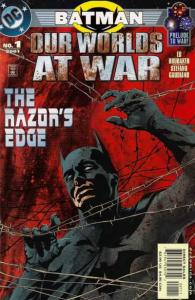 Batman: Our Worlds at War #1, VF+ (Stock photo)