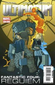 Ultimatum: Fantastic Four Requiem #1 FN; Marvel   save on shipping - details ins
