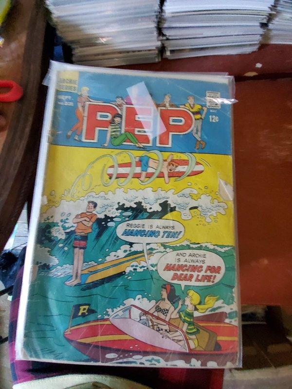 Pep Comics #221 (1968)