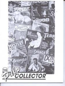 Pulp Collector Fanzine Vol. 3 #3 1988- SHEENA-WU-FANG VG/FN