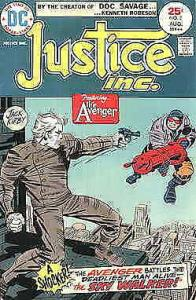 Justice, Inc. #2 FN; DC | save on shipping - details inside