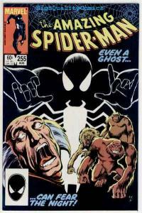 Amazing SPIDER-MAN #255, VF, Red Ghost, Apes, 1963, more ASM in store