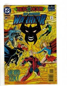 Guy Gardner: Warrior #24 (1994) OF17