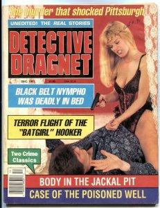 Detective Dragnet December 1991- Batgirl Hooker- true crime