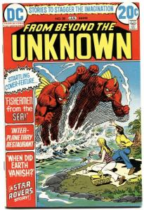 FROM BEYOND THE UNKNOWN #20-HIGH GRADE-DC SCI-FI