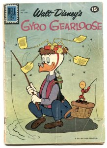 Gyro Gearloose-Four Color Comics #1184 1961- FAIR