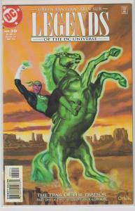 Legends #20 & 21 Abin Sur Green Lantern