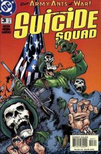 Suicide Squad (2001 series) #3, NM (Stock photo)