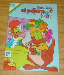 Pajaro Loco, El (Serie Aguila) #565 FN; Editorial Novaro | save on shipping - de