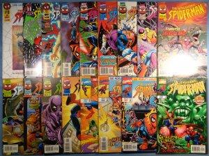 Sensational Spider-Man Lot of 17 #0 #1 #3 #6 #8 #9 #10 #12-17 #19 #20 #21 #23