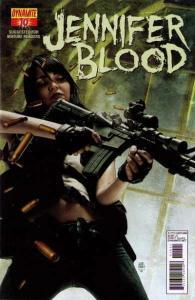 Jennifer Blood #10, NM (Stock photo)