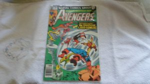 1981 marvil comics earths mightiest heros the avengers # 207