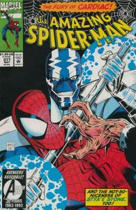 Amazing Spider-Man, The #377 VF; Marvel | save on shipping - details inside