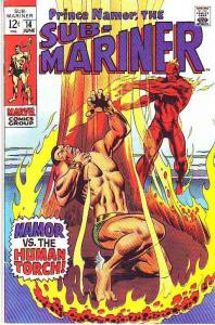 Sub-Mariner #14 (Jun-69) NM/NM- High-Grade Sub-Mariner (Prince Namor)