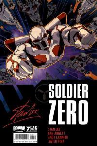 Soldier Zero #7, NM (Stock photo)