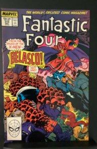 Fantastic Four #314 (1988)
