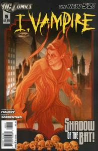I, Vampire #5 VF; DC | save on shipping - details inside