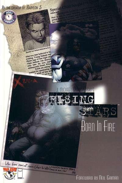 Rising Stars Trade Paperback #2, NM- (Stock photo)
