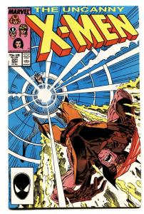 X-MEN #221 Marvel  comic book 1ST appearance MR. SINISTER 1987