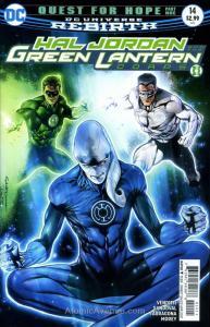 Hal Jordan & the Green Lantern Corps #14 VF/NM; DC | save on shipping - details
