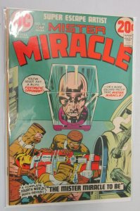 Mister Miracle #10 1st Series 7.0 (1972)