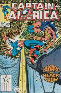 Marvel CAPTAIN AMERICA (1968 Series) #292 VF/NM