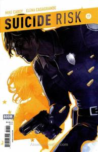 Suicide Risk #17 VF/NM; Boom! | save on shipping - details inside