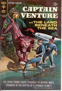 CAPTAIN VENTURE (1968-1969 GK) 1 VF 1968 COMICS BOOK