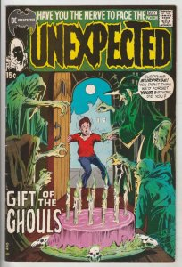Unexpected, The #124 (May-71) VF/NM High-Grade