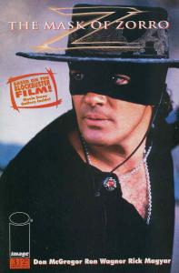 Mask of Zorro, The #3SC VF; Image | save on shipping - details inside