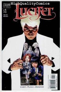 LUCIFER #4, VF/NM, Devil, Vertigo, Born w/ the Dead, Warren Pleece, 2000