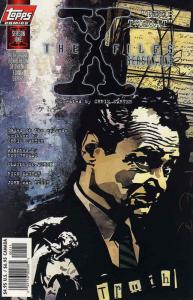X-Files, The: Season One #2A VF/NM; Topps | save on shipping - details inside