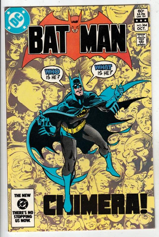 Batman #364 (Oct-83) VF/NM High-Grade Batman
