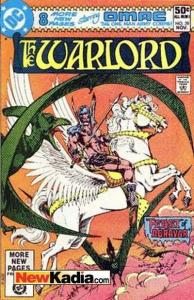 Warlord (1976 series) #39, VF (Stock photo)