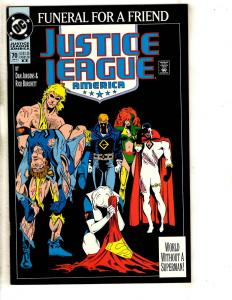 9 DC Comics Justice League America 70 92 93 + 68 + 0 6 16 + Legion # 0 61 DB13