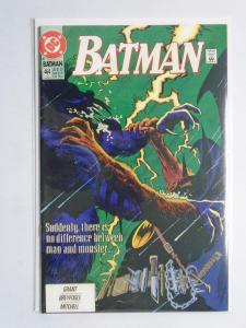 Batman (1940) #464 - 8.0 VF - 1991