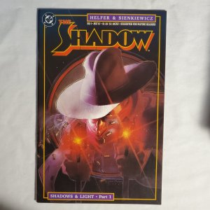 Shadow #1 Fine Cover by Bill Sienkiewicz