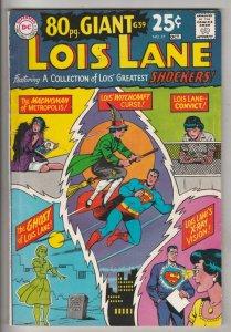 Lois Lane, Superman's Girlfriend  #77 (Oct-67) VF/NM High-Grade Superman, Loi...