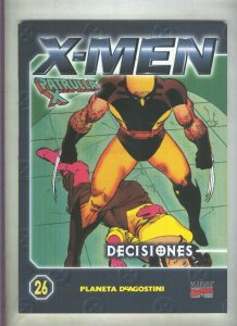 Coleccionable X Men / La Patrulla X numero 26