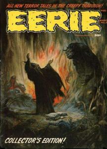 Eerie (1965 series) #2, VG- (Stock photo)